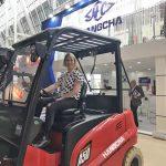 Tập đoàn Hangcha tại hội chợ thương mại chuỗi cung ứng toàn cầu 2018