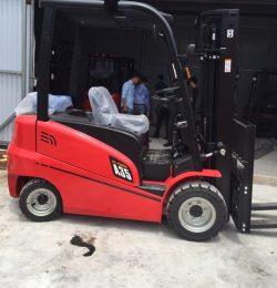 Xe nâng điện Hangcha 3.5 tấn