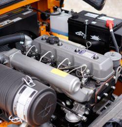 Nắm ngay mẹo hay tiết kiệm nhiên liệu cho xe nâng hàng hiệu quả
