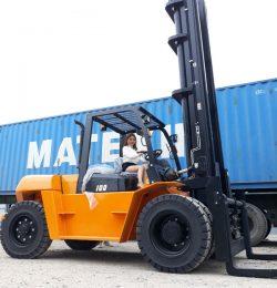 Xe nâng 10 tấn Hangcha