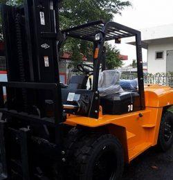 Xe nâng 7 tấn dầu Hangcha