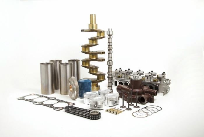 Tổng hợp các phụ kiện và phụ tùng xe nâng điện forklift cần thiết