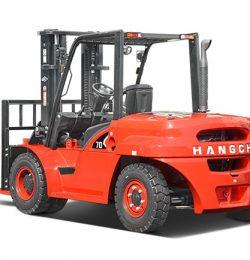Xe nâng Trung Quốc 7 tấn đáp ứng nhu cầu của các doanh nghiệp