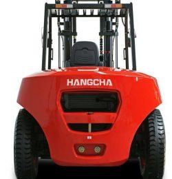 Xe nâng Trung Quốc 8 tấn lo gì hàng hóa cồng kềnh khó di chuyển