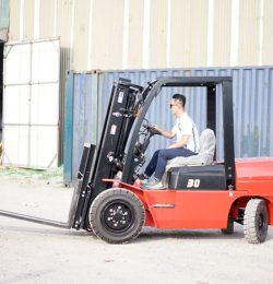 3 lợi ích của đào tạo mô phỏng xe nâng