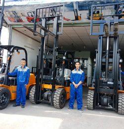 Dịch vụ bảo hành xe nâng Hangcha
