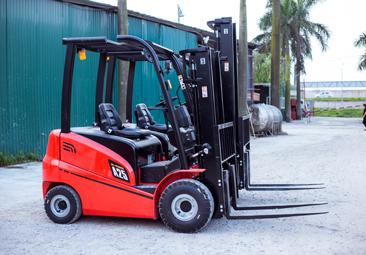 Xe nâng điện Hangcha 2.5 tấn