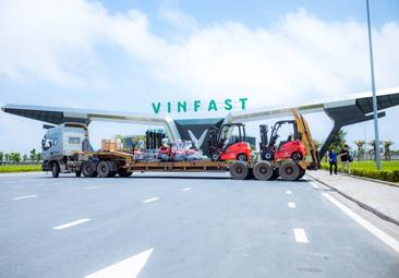 Đối tác của tập đoàn Vin Group