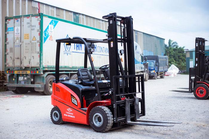 Giới thiệu Cấu Tạo Xe Nâng Hàng – Forklift điện và dầu