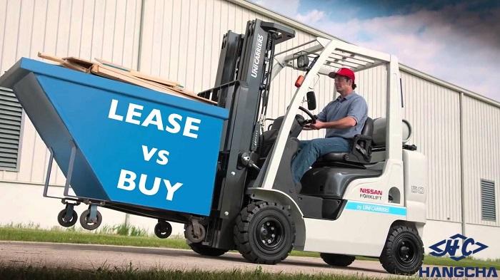 TẠI SAO nên thuê xe nâng mới? Nên thuê ở đâu giá rẻ – uy tín?