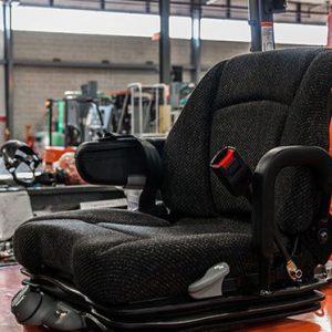 Bí quyết để tăng sự thoải mái cho người lái xe nâng