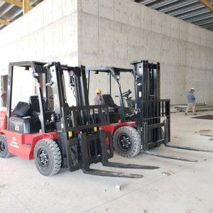 GỢI Ý địa chỉ bán xe nâng 2.5 tấn uy tín tại Hà Nội & Hồ Chí Minh