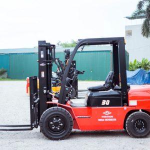Tổng hợp các loại xe nâng 3 tấn phổ biến trên thị trường