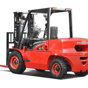 Đánh giá & phân loại xe nâng điện 5 tấn thương hiệu HangCha