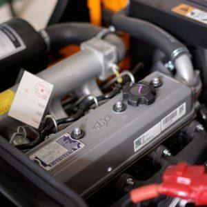 Tìm hiểu các loại động cơ xe nâng 2.5 tấn phổ biến trên thị trường