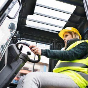 4 thiết bị bảo hộ người lái xe nâng thông dụng nhất phải có