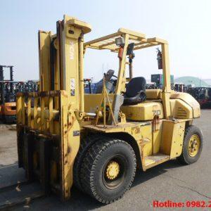 Xe nâng dầu TCM cũ 7 tấn 2009