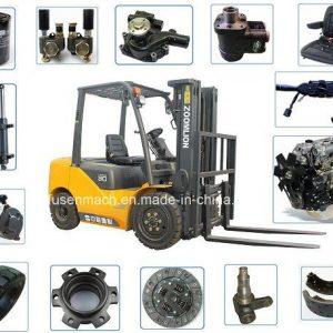 Cấu tạo xe nâng – Các bộ phận chính của xe nâng hàng
