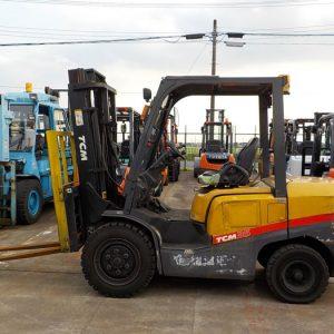 Xe nâng dầu TCM cũ 3.5 tấn đời 2007