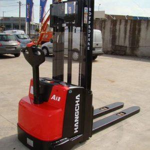 Xe nâng tay điện cao Hangcha dòng cơ bản 1.2-1.6 tấn