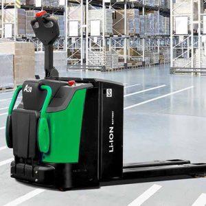 Xe nâng tay điện Hangcha 2-3 tấn