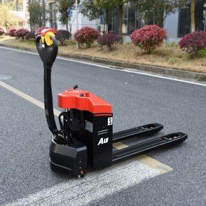 Xe nâng tay điện Mini Hangcha 1.5- 2 tấn pin axit